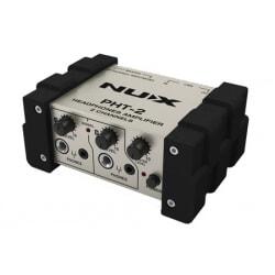 NUX PHT-2 HEADPHONE AMP