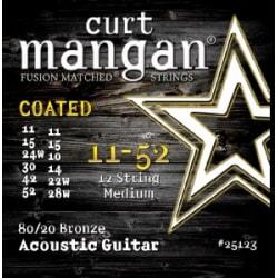 CURT MANGAN 11-52 80-20 Bronze 12-String