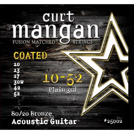 CURT MANGAN 10-52 80/20 Bronze COATED