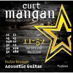 CURT MANGAN 11-52 80/20 Bronze 12-Str M