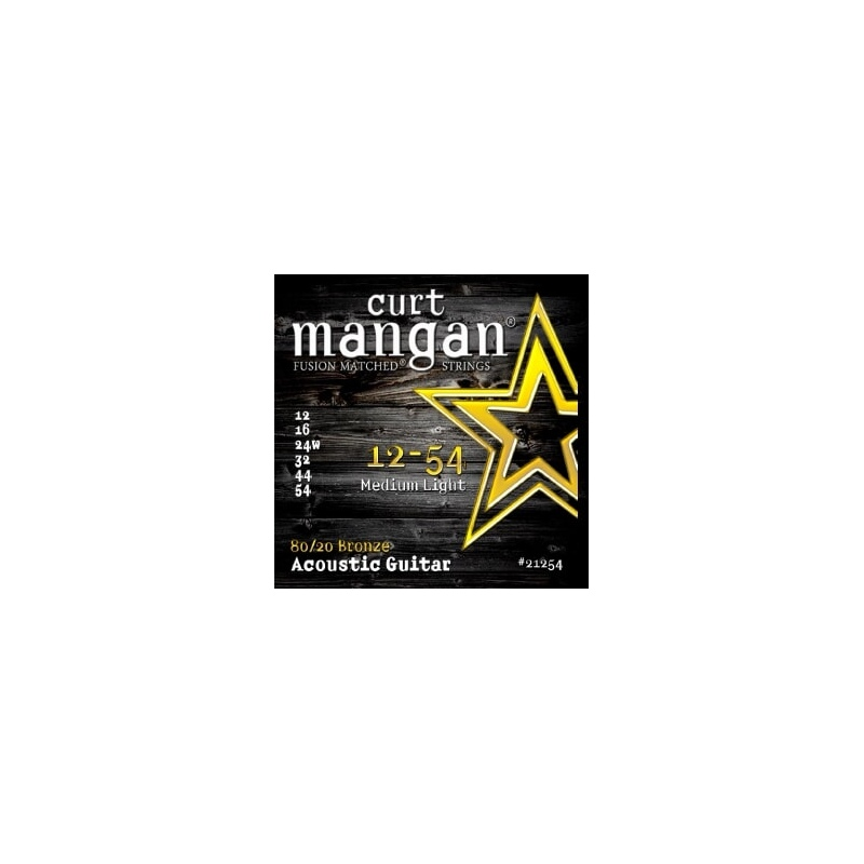 CURT MANGAN 12-54 80/20 Bronze MED Light
