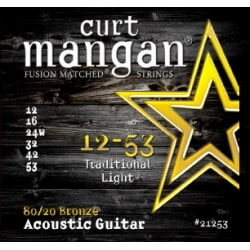 CURT MANGAN 12-53 80/20 Traditional Light