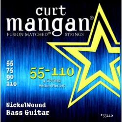 CURT MANGAN 55-110 Nickel Wound Med Plus Set