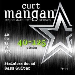 CURT MANGAN 40-125 Stainless Steel 5-Str