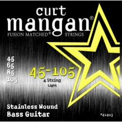 CURT MANGAN 45-105 Stainless Steel Wound