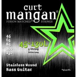 CURT MANGAN 45-130 Extra Long Stainless 5-Str
