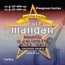 CURT MANGAN 11.5-41 Mandolin Phosphor