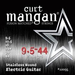 CURT MANGAN 9.5-44 Stainless Steel