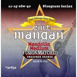 CURT MANGAN Mandolin Me Phos
