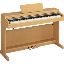 YAMAHA YDP-162C pianino cyfrowe