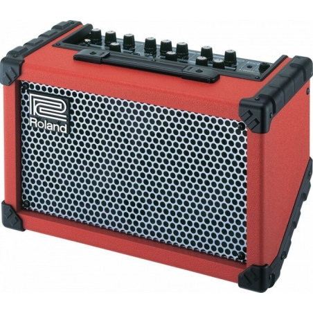 ROLAND CUBE ST RED