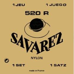 SAVAREZ 520R STRUNY GITARA...