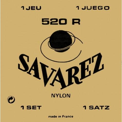 SAVAREZ 520R STRUNY GITARA KLASYCZNA