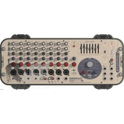 powermikser SOUNDCRAFT GIGRAC 300