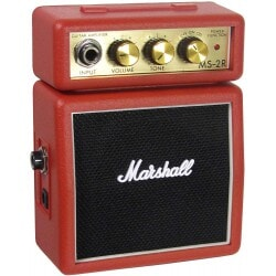 MARSHALL MS2 RED