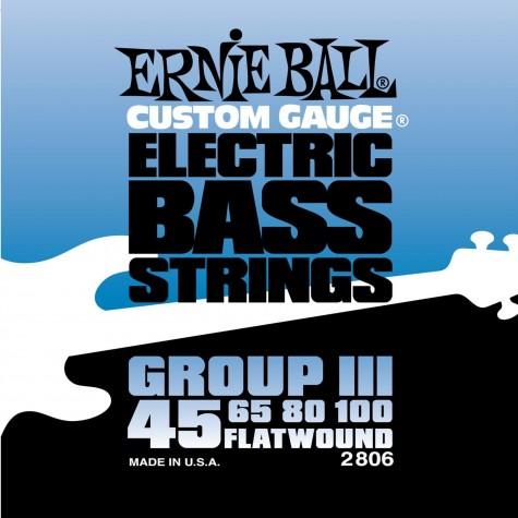 ERNIE BALL 2806 45-100
