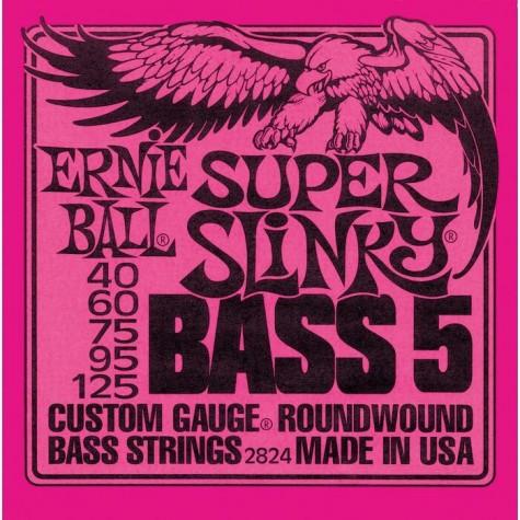 ERNIE BALL 2824 5STR 40-125