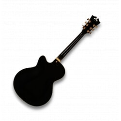 D'ANGELICO EX-DH BLK