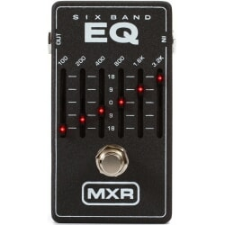 DUNLOP MXR M109 SIX BAND EQ
