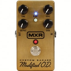 DUNLOP MXR M77 BAD ASS OVERDRIVE