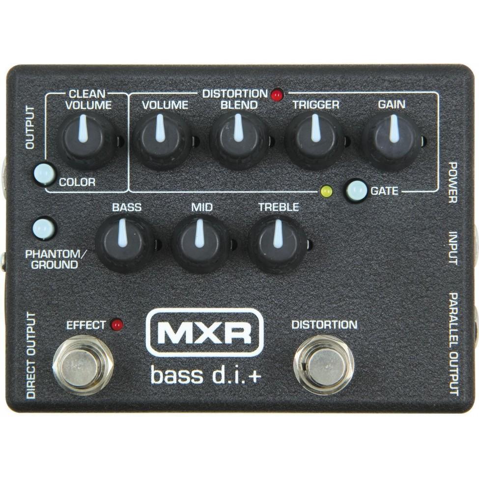 DUNLOP MXR M80 BASS D.I.+