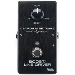 DUNLOP MXR MC401 BOOST CUSTOM AUDIO BOOST/LINE DRIVER