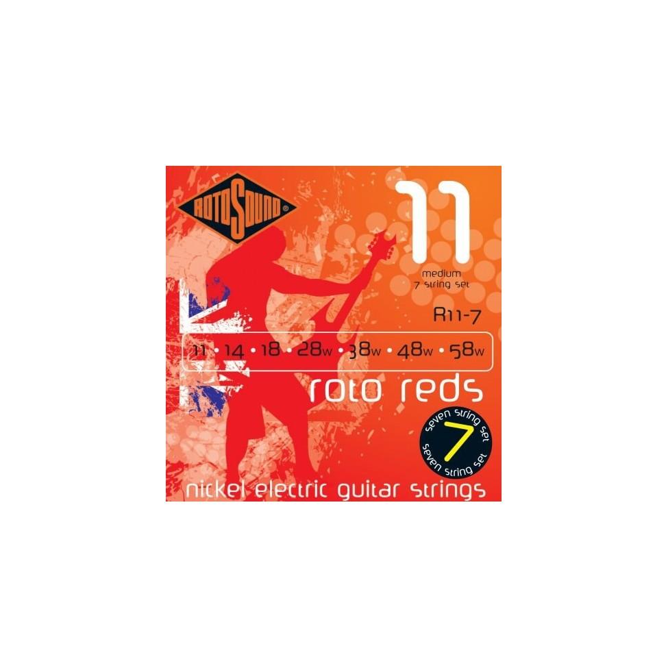 ROTOSOUND R11-7 7 STR.