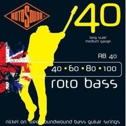 ROTOSOUND RB40 40-100