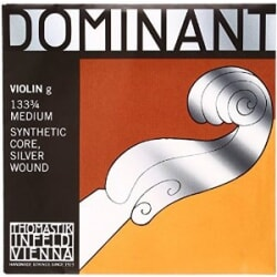 THOMASTIK DOMINANT 133 G 3/4