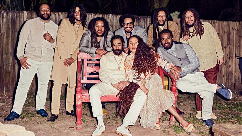 Rodzina Marley